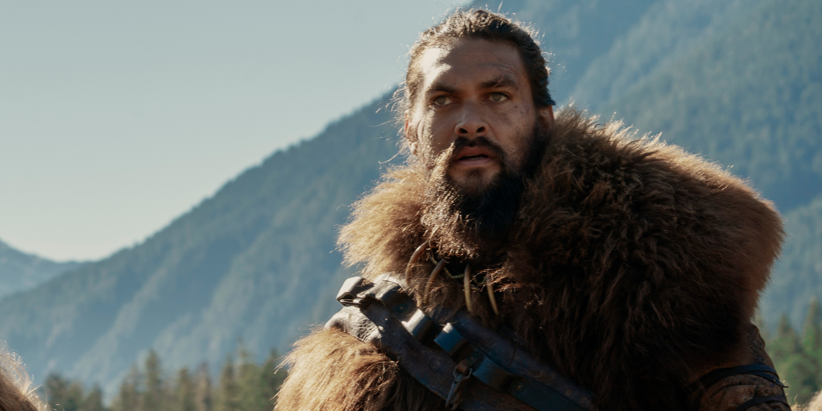 See Jason Momoa Baba Voss Apple TV+