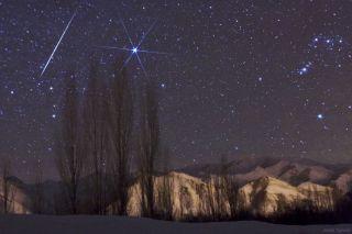 2009 Geminid Meteor