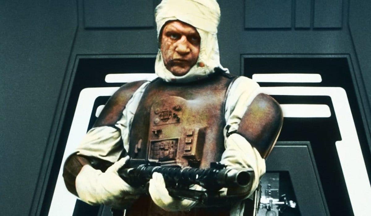 Morris Bush as Dengar in Star Wars: the Empire Strikes Back