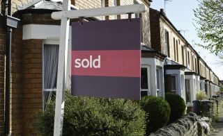 House prices have fallen