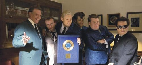 Telstar - Con O'Neill's Joe Meek (far right) and his musical protégés hit gold