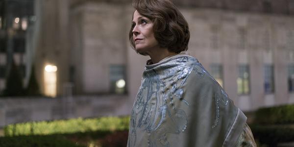 Sigourney Weaver The Defenders Netflix
