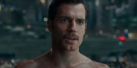 Someone Added Henry Cavill's Mustache Back To Justice League, And I Can't Look Away