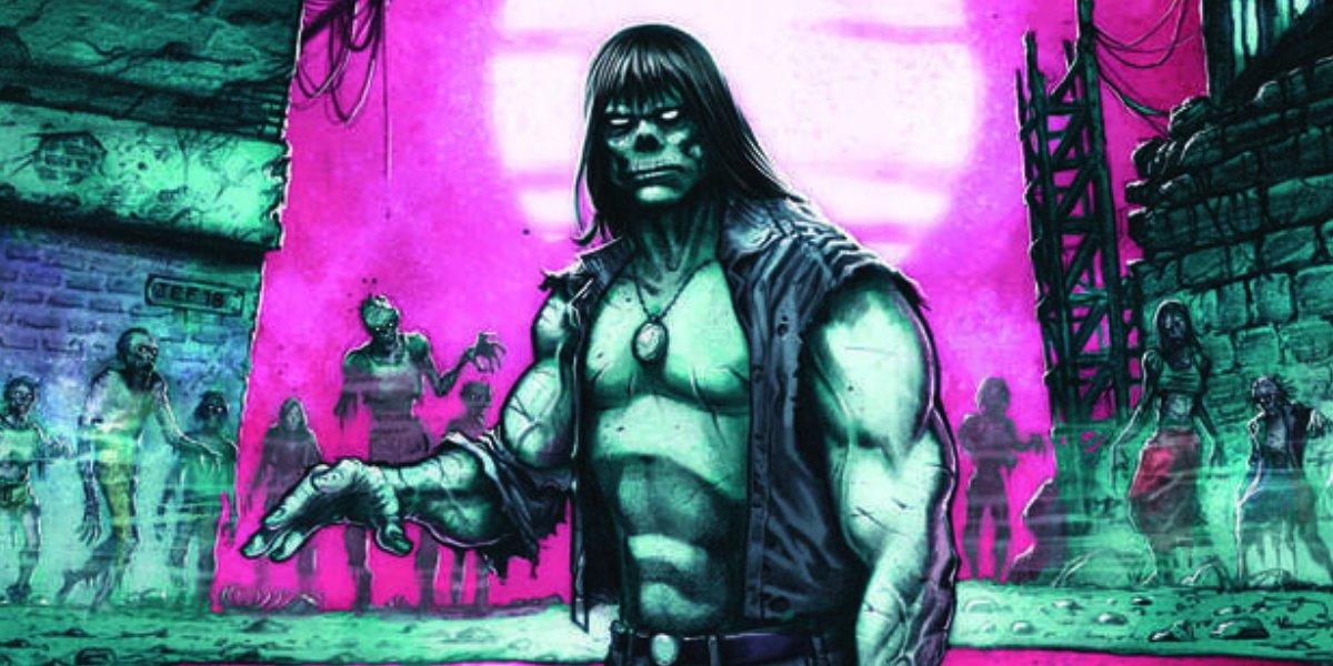 Marvel's Zombie