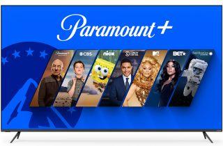Paramount Plus on Vizio