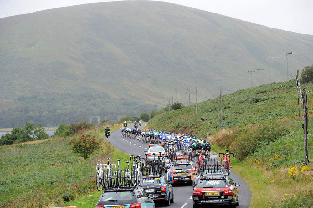 Tour of Britain 2011, stage one