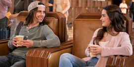 He's All That Trailer: Cobra Kai's Tanner Buchanan Gets A Makeover From Addison Rae In Netflix Remake