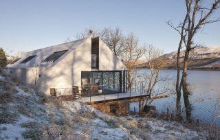 coastal self build homes on the isle of skye