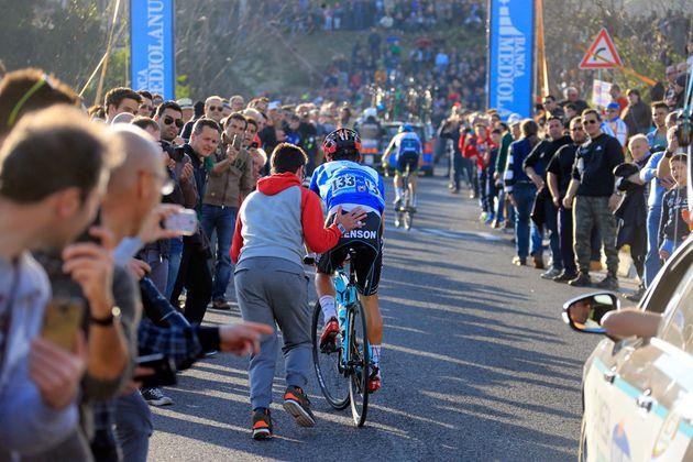Michal Kwiatkowski, stage five, Tirreno-Adriatico 2014