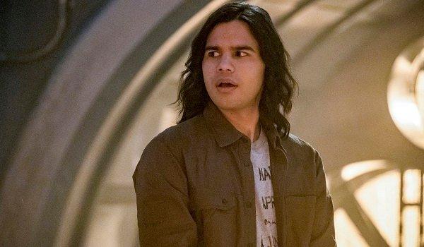Cisco Ramon Carlos Valdes The Flash The CW