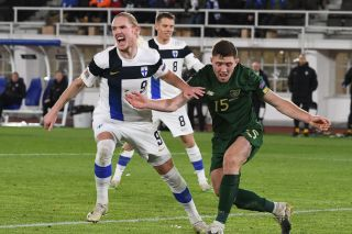 Finland Ireland Nations League Soccer