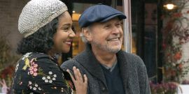 Here Today Review: Billy Crystal And Tiffany Haddish Make A Cute Pair In An Ironically Forgettable Dramedy