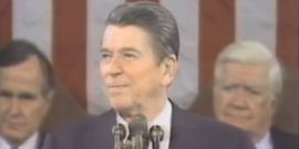 A Ronald Reagan TV Series Is In The Works With His Daughter
