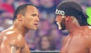 The Rock Shared An Emotional Tribute To His Big Wrestlemania 18 Match Against Hulk Hogan