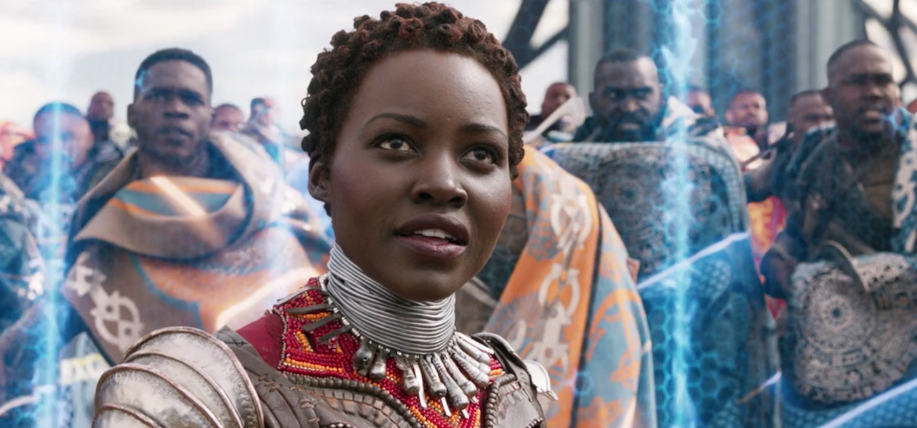 Black Panther's Lupita Nyong'o Explains Why It's So 'Hard' To Continue Without Chadwick Boseman