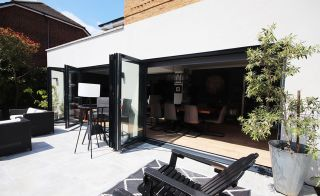 Bifold doors from Korniche