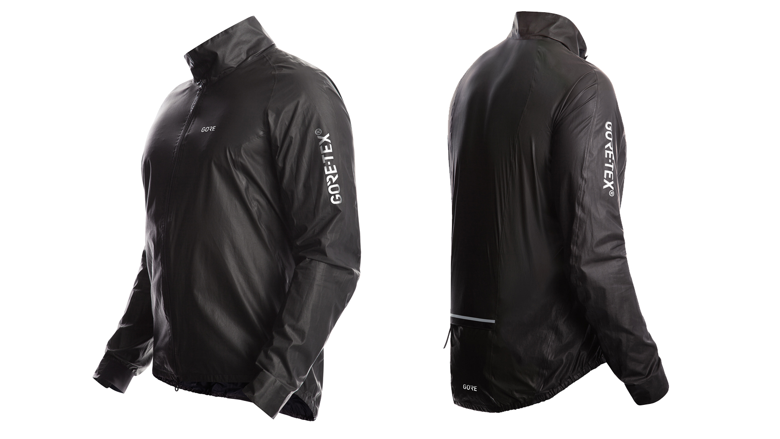 Waterproof cycling jacket: Gore