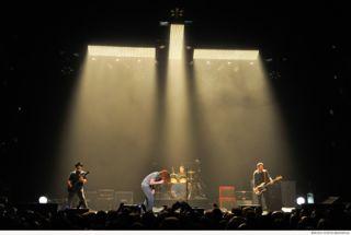 Soundgarden Takes Elidy LEDs and grandMA2 on Tour