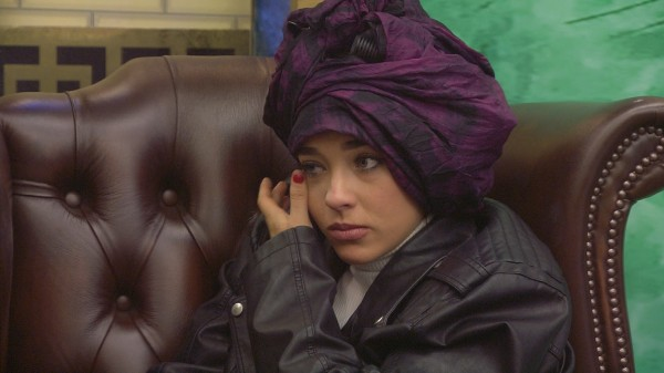 Celebrity Big Brother's Stephanie Davis