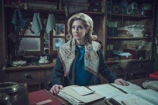 Tracy-Ann Oberman as Nancy Nancy Malinovsky in 'Ridley Road'.