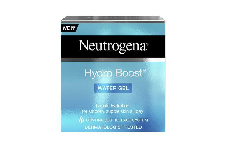 hydrating gel moisturiser oily skin neutrogena water gel