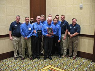 Dobbs Stanford Wins Commercial AV Rep Award