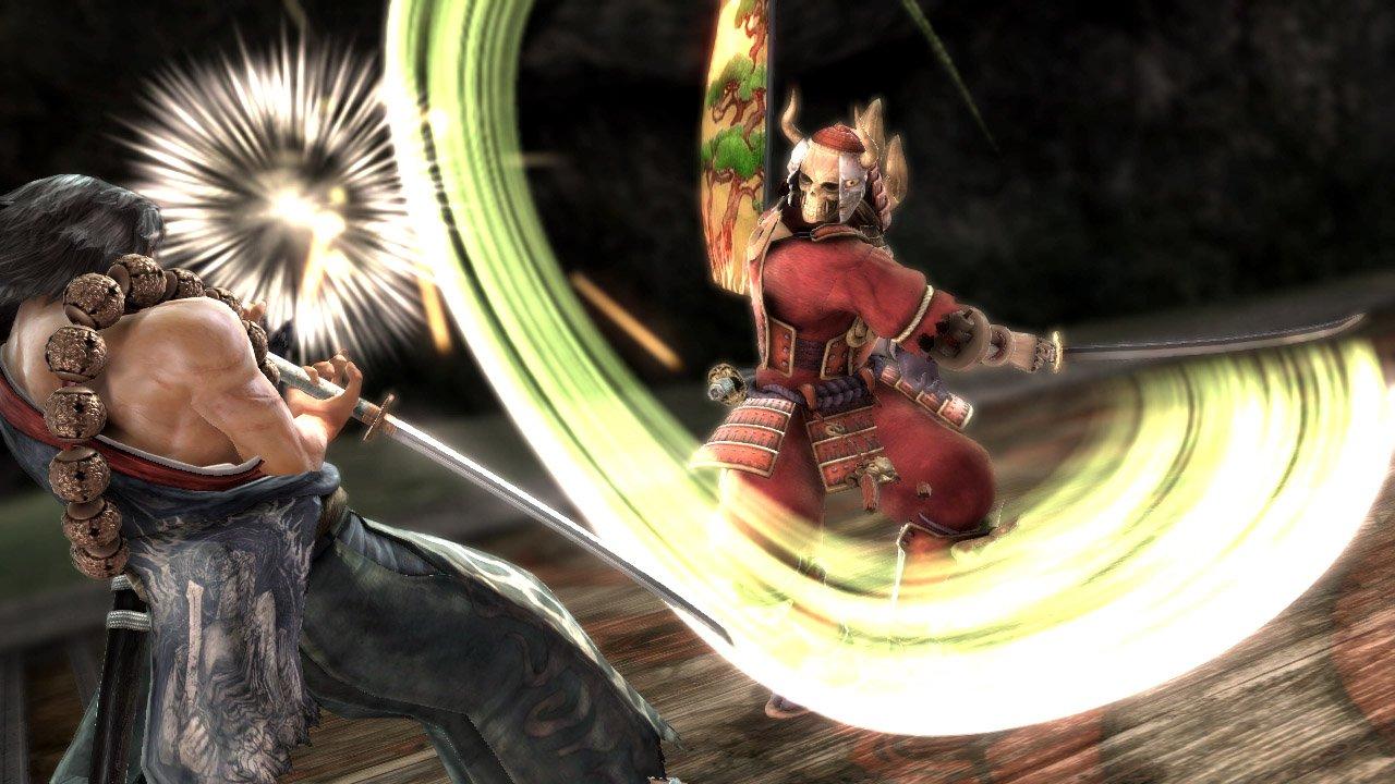Soul Calibur V Screenshots Feature Aeon, Xiba, Yoshimitsu