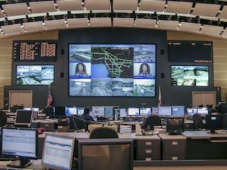 Electrosonic Upgrades Video Wall at Traffic Facility