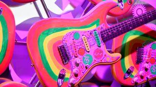 Fender George Harrison 'Rocky' Stratocaster