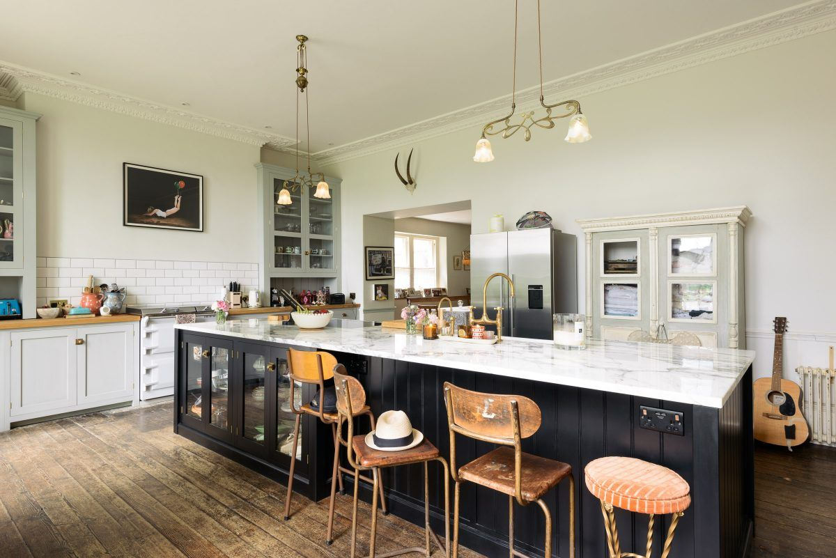 40 Kitchen Island Ideas The Best Ways To Add Style And Storage Real Homes