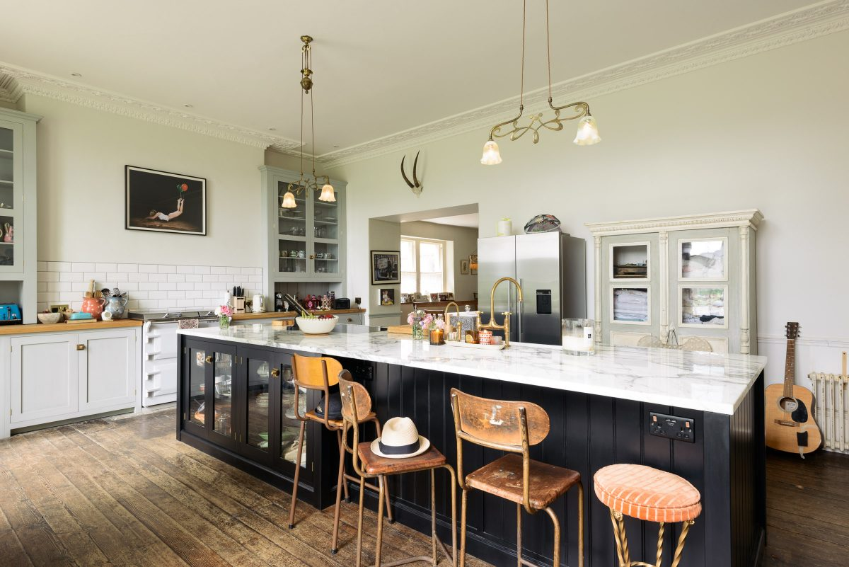 40 Kitchen Island Ideas With Seating Storage And More Real Homes