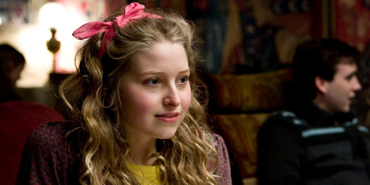 Harry Potter Actress Jessie Cave Gives Hopeful Update ...