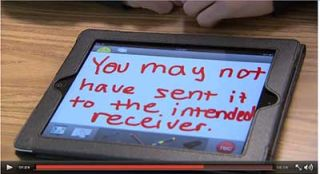 From the Classroom: Best Tech Practice Video of the Week - Using Tablets for Sensitive Subjects