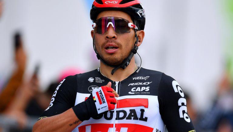 Caleb Ewan wins his second stage of the 2021 Giro d'Italia