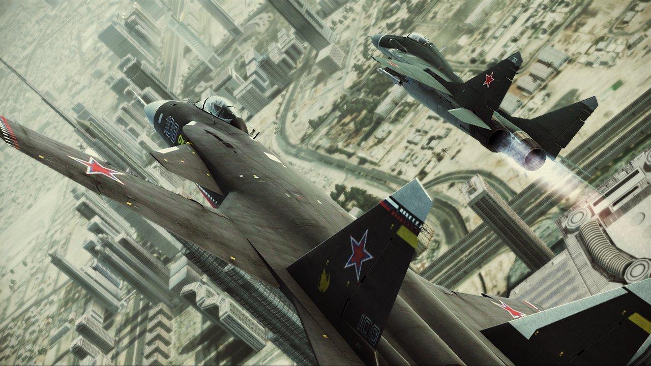 Ace Combat Assault Horizon - Out Now ! - Blu-ray Forum