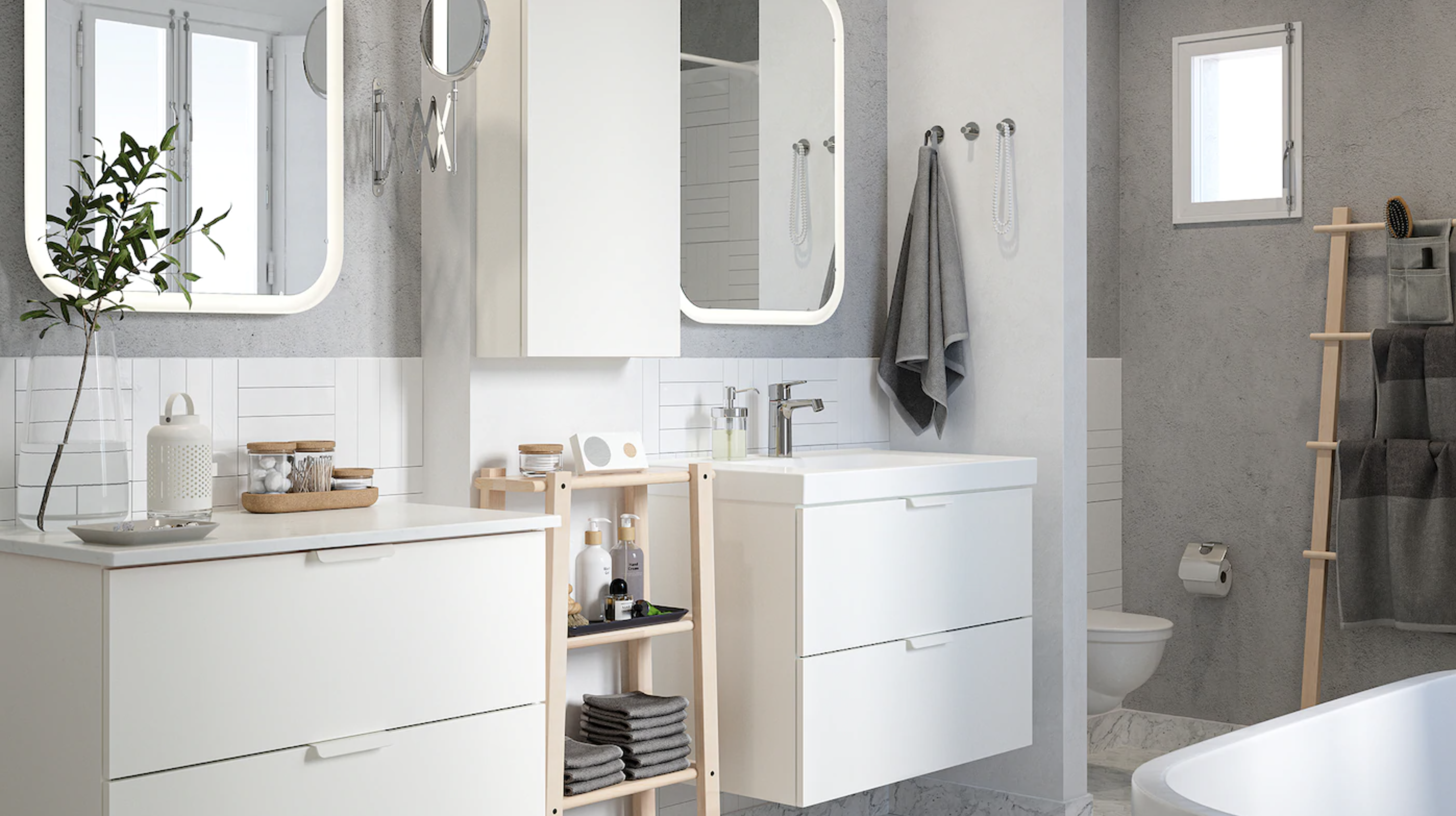 Bathrooms On A Budget 23 Affordable Ways To Transform Yours Real Homes