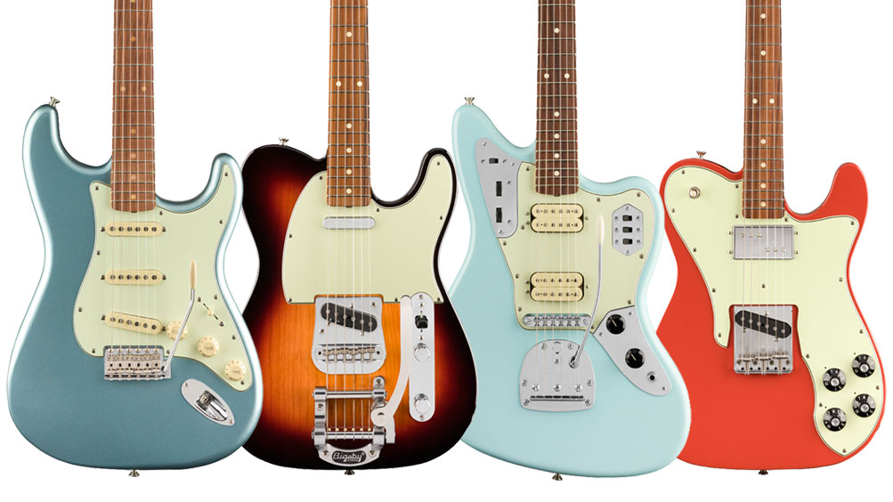 Fender unveils 21-strong Vintera guitar and bass range | MusicRadar