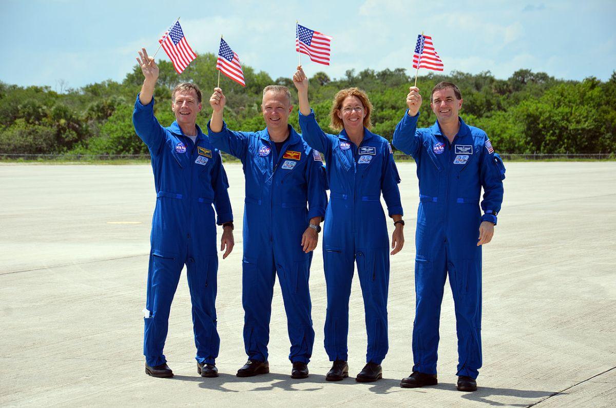 NASA's Final Four: Meet the Last Space Shuttle Crew | Space