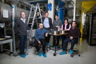 Members of the MIT LIGO team