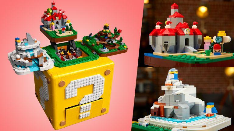 Lego Super Mario 54 ? Block set