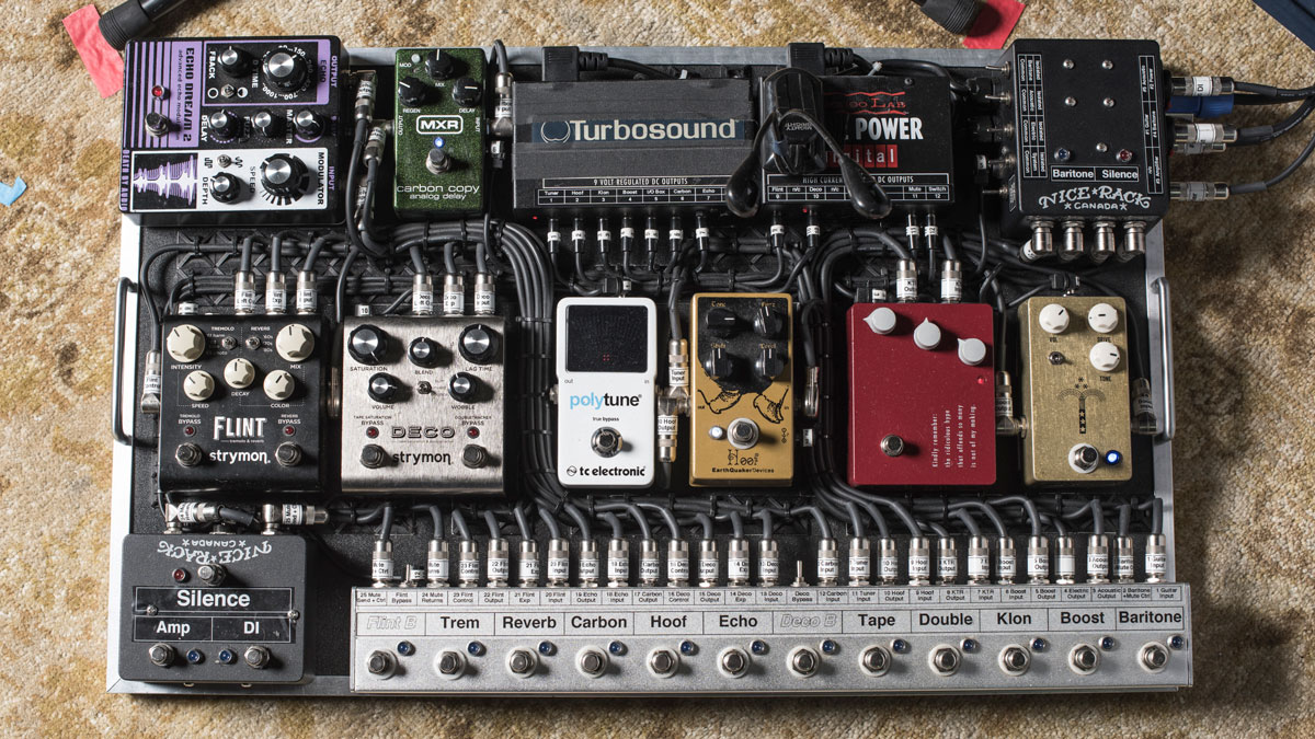 Essential gear for country guitar - part 3: effects pedals | MusicRadar