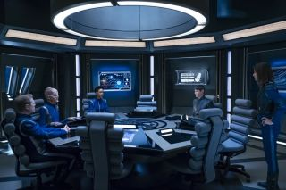 Wars Rage In Star Trek Discovery Episode 14 Space