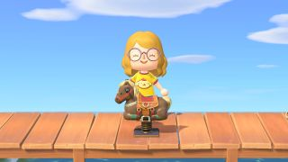 Animal Crossing: New Horizons rodeo themed item