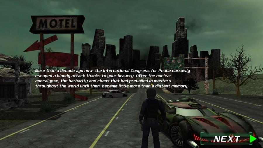 Fire And Forget Vehicle Looks Like Batman's Tumbler In New Screenshots #26482