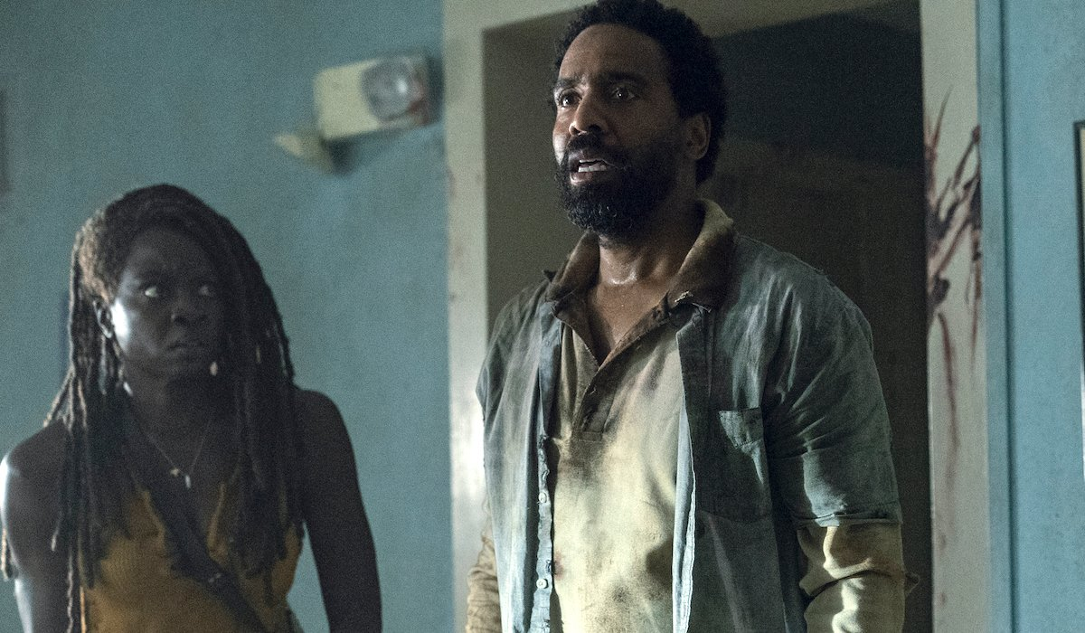 michonne and virgil