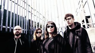 Ex People: set to take flight with the release of their debut album, Bird
