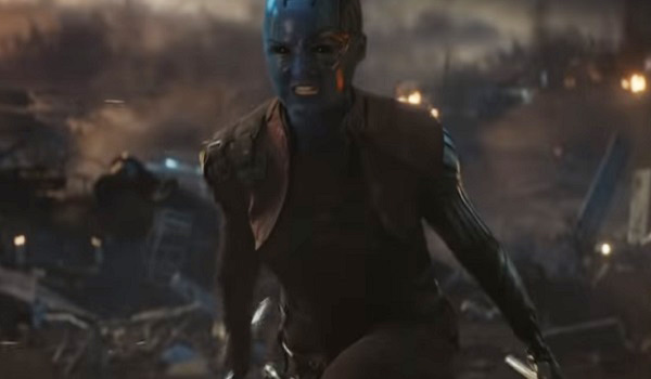 Nebula Avengers: Endgame
