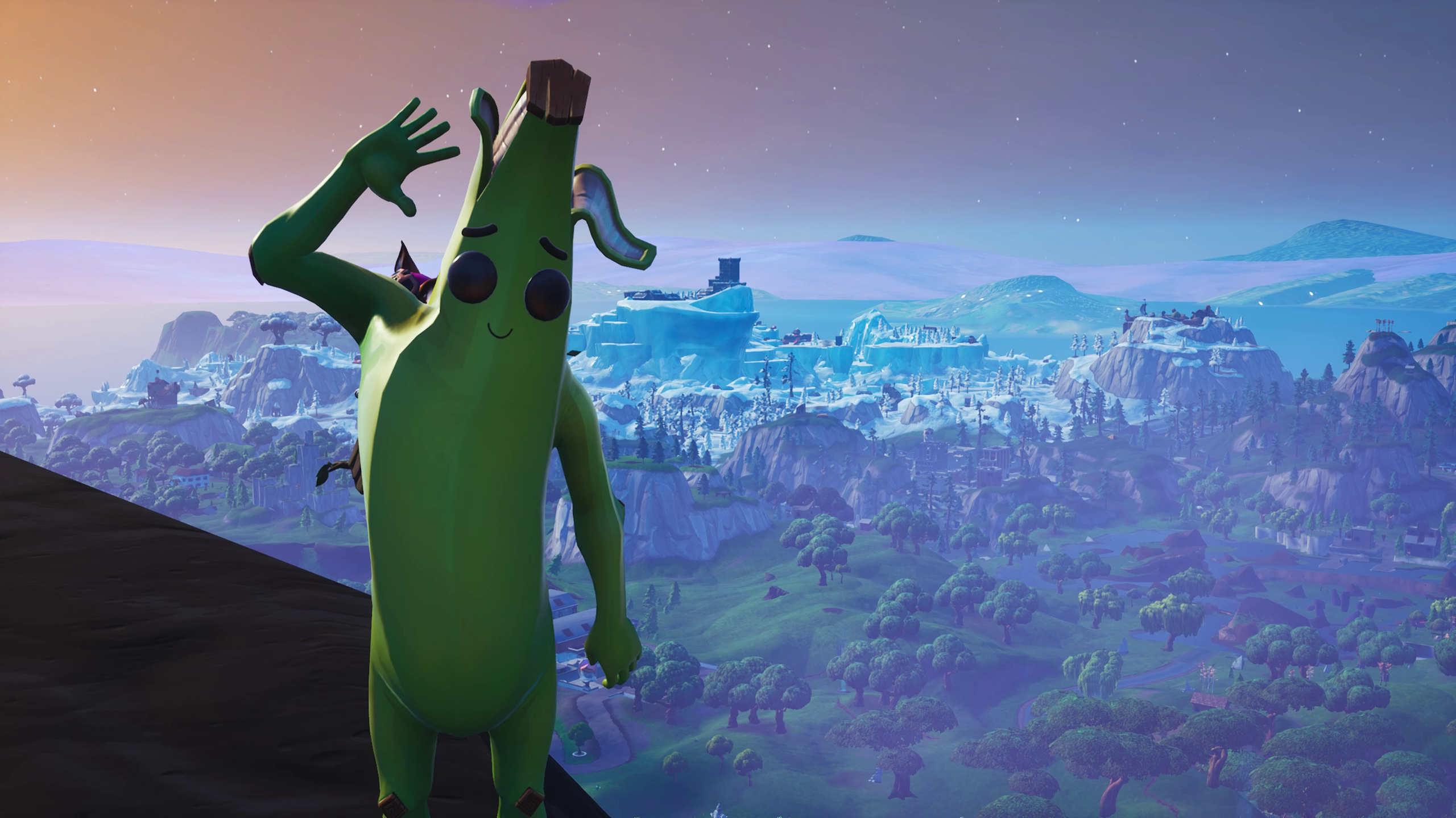 - visit the 5 highest mountains fortnite