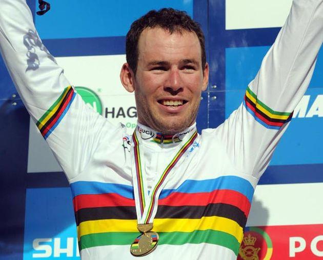 Mark Cavendish, 2011 World Champion