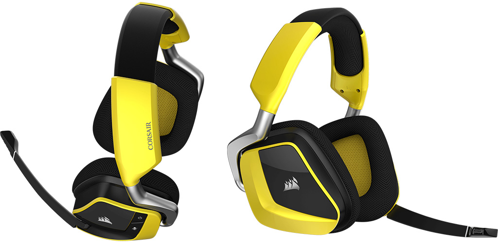 Corsair refreshes Void headset line with better sound and